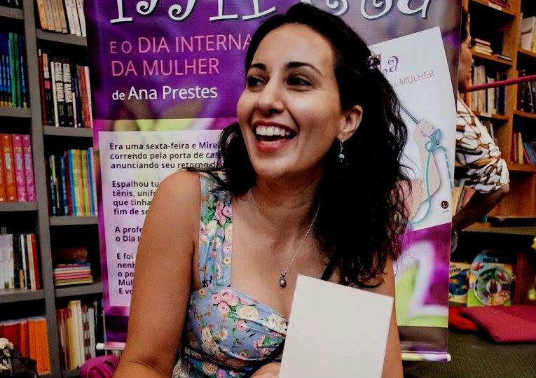 Neta de Prestes é candidata a deputada federal pelo PCdoB