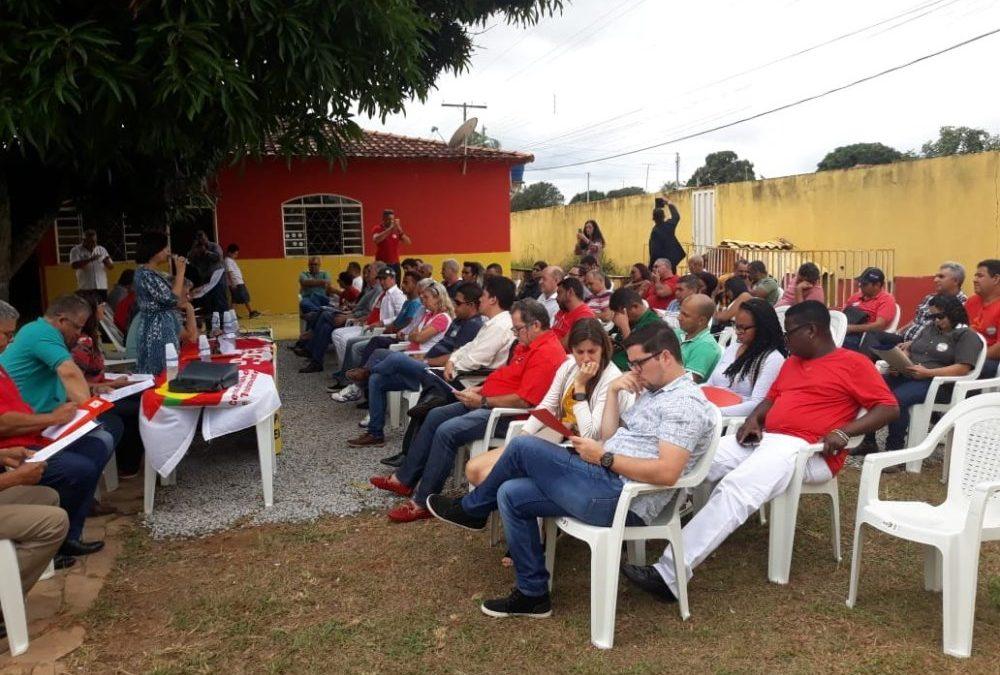 PCdoB de Goiás e do DF realizam encontro de lideranças