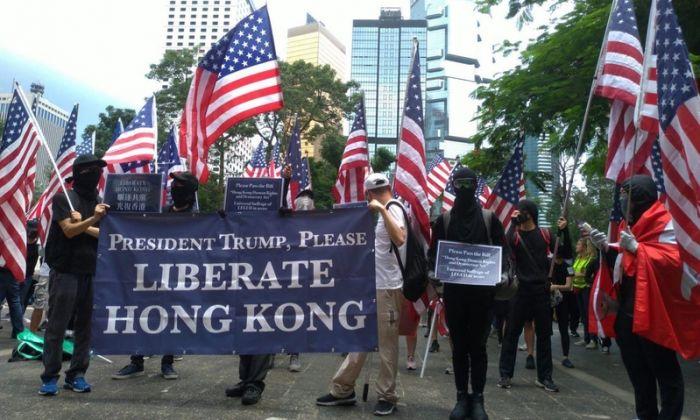 Quem está por trás das manifestações em Hong Kong