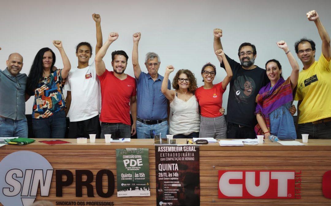PCdoB/Brasília elege novo Comitê