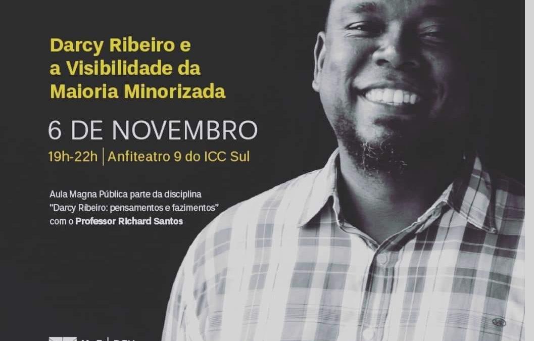 UnB promove aula para o mês da Consciência Negra