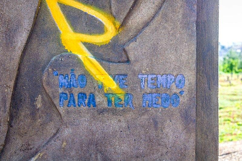 Há 40 anos Jorge Amado e Niemeyer homenagearam Marighella