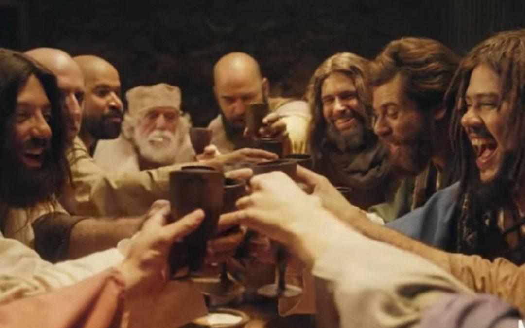 Jesus se ofenderia com a sátira do Porta dos Fundos à Sagrada Família?