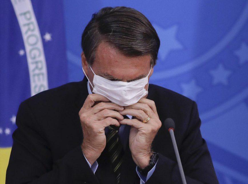 Jorge Gregory: Coronavírus coloca Bolsonaro na UTI