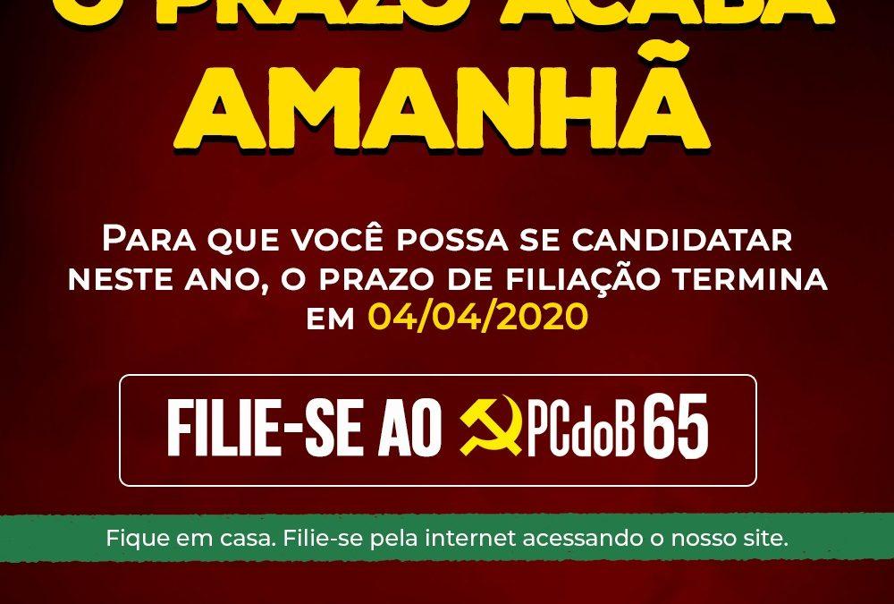 Termina sábado, 4, prazo para garantir candidatura nas eleições municipais