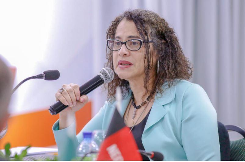 Luciana Santos reafirma a continuidade do PCdoB e a luta pela frente ampla